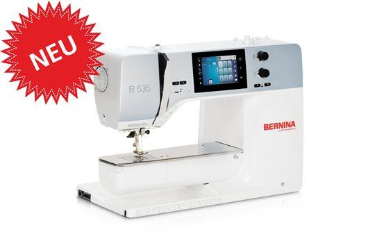 BERNINA 535 inkl. Stickmodul