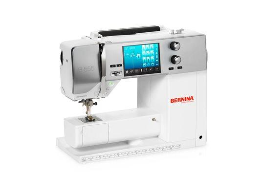 BERNINA 555 inkl. Stickmodul