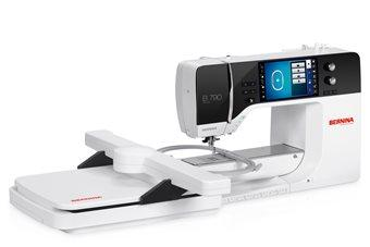 BERNINA 790 PLUS inkl BSR, inkl. Stickmodul