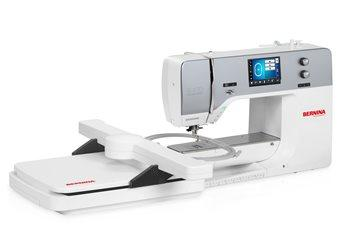 BERNINA 720 Swiss Edition, inkl. Stickmodul