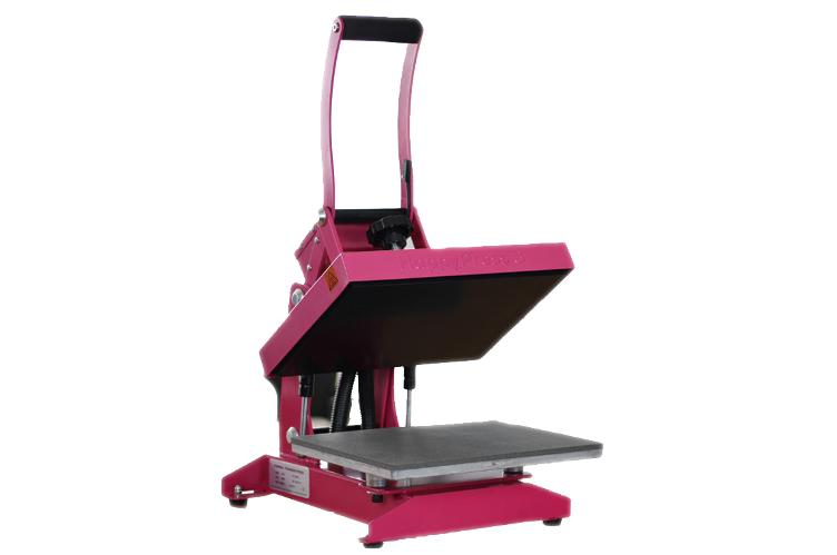 Transferpresse Happy Press, pink, 45x32x30, 14 kg